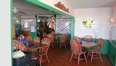 matanzas innlet restaurant inside view