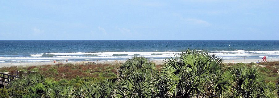 st augustine beach and dunes