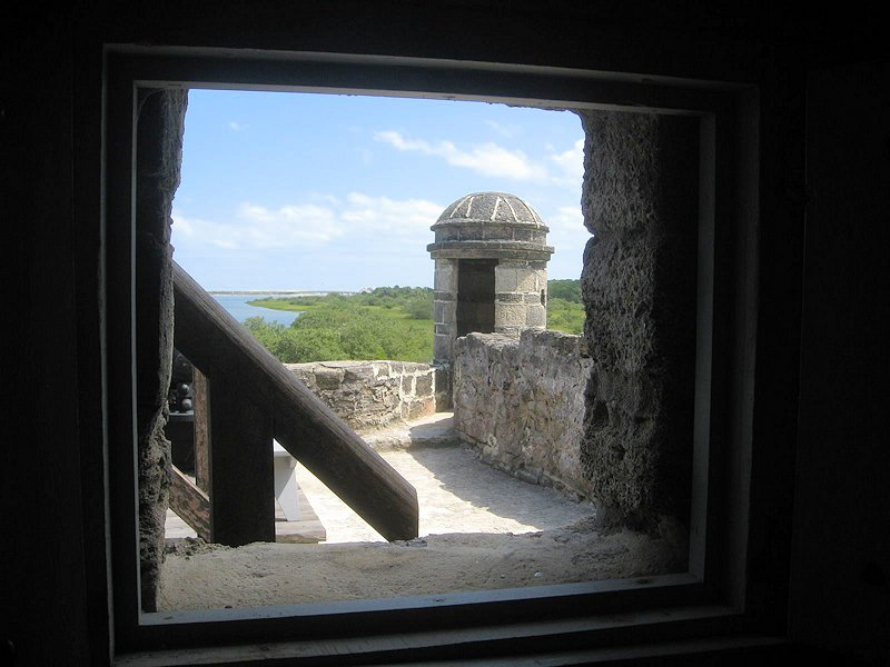 fortress inside out view