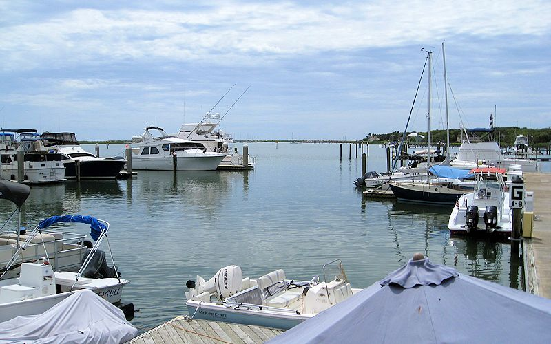 raging water sports conch house marina view