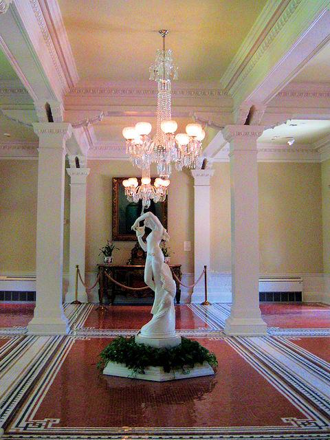 lightner lobby