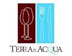 terra and acqua restaurant logo