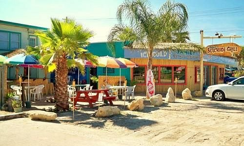 paulas beachside grill outside