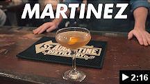 video - st. augustine distillery martinez cocktail