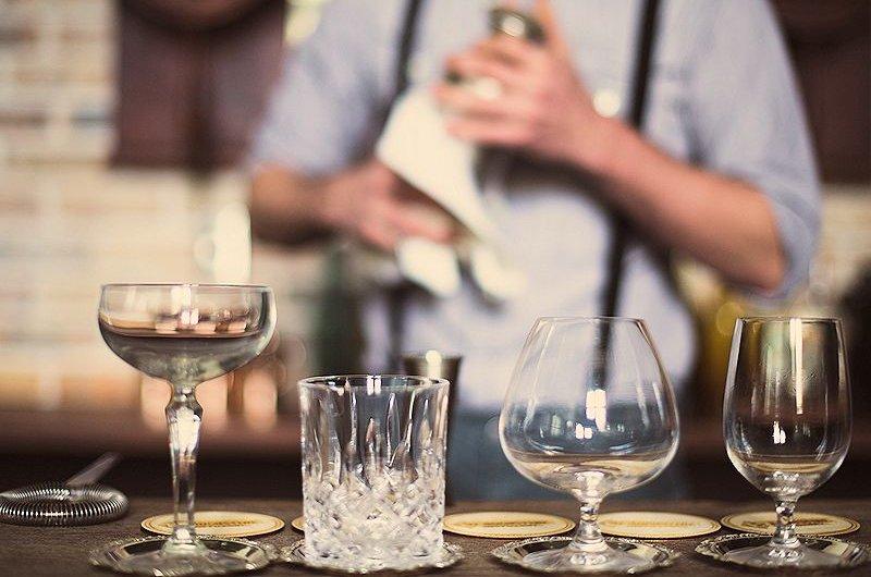 distillery tasting room setups