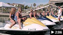 video widget raging water sports