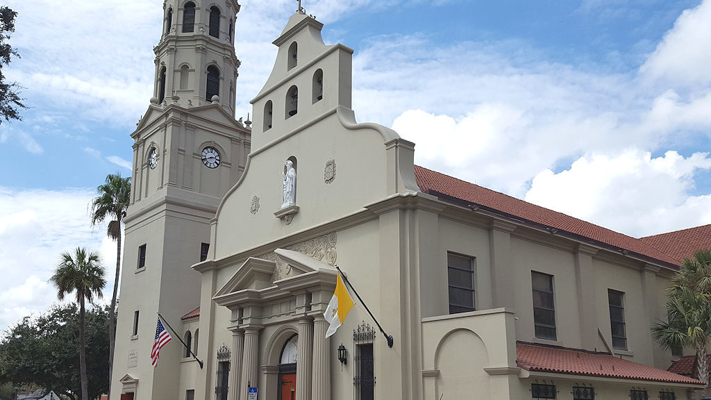 cathedral basilica outside view2