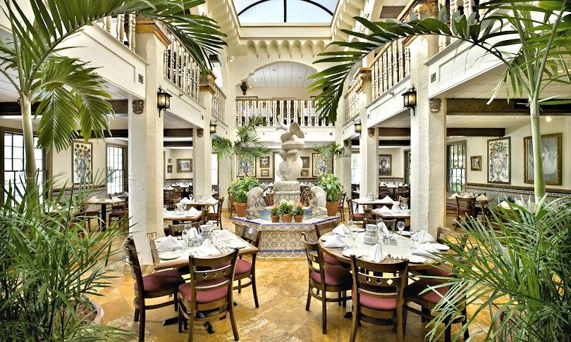 columbia restaurant inside