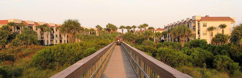 ocean village club catwalk