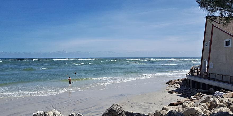 matanzas inlet beach