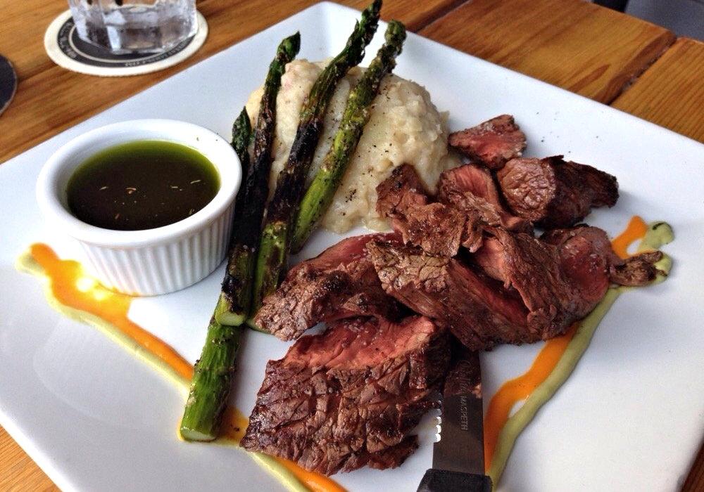 casa maya hanger steak