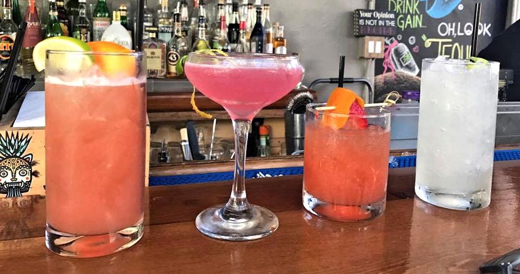 casa maya new cocktails