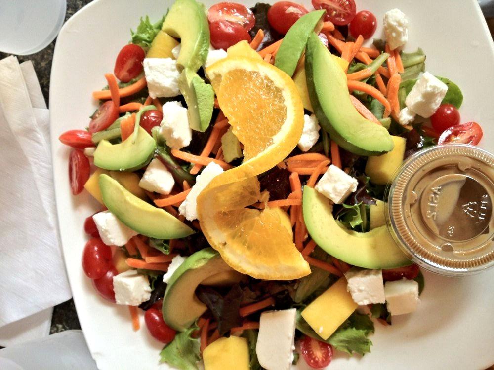 casa maya yucatan salad