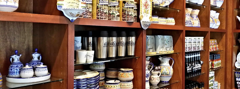 columbia restaurant gift shop