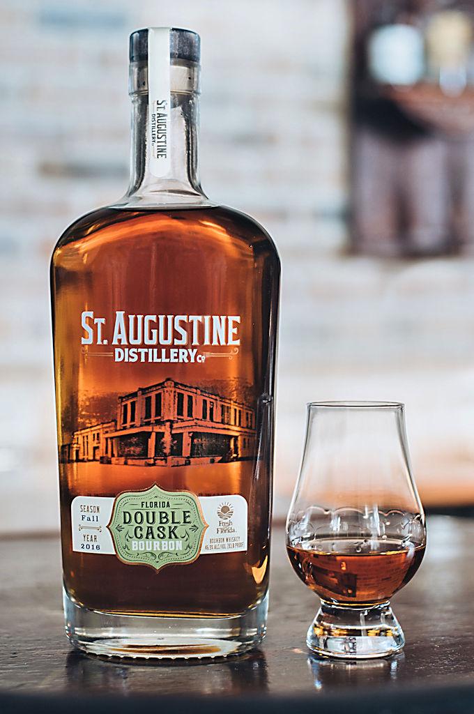 st augustine distillery bourbon