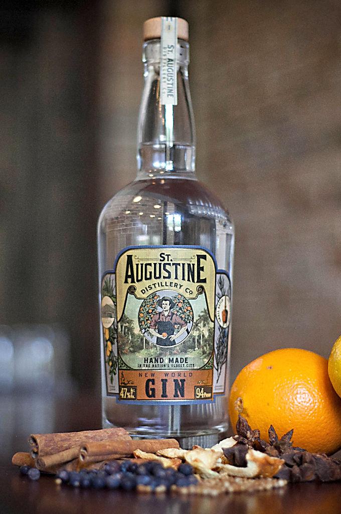 saint augustine distillery gin
