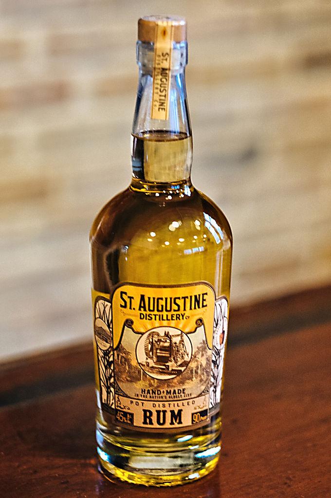 saint augustine distillery rum