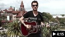 video - the opening act of spring | frank turner
